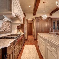 Traditional Kitchen by Stonewood, LLC