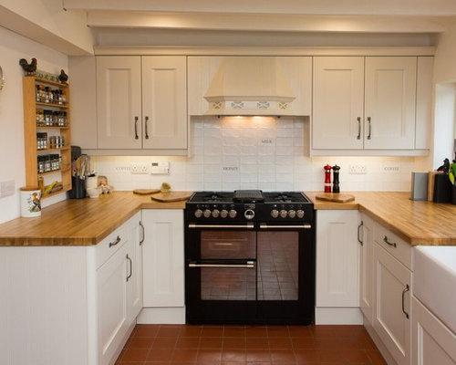 Kitchen design ideas renovations photos with terracotta for Terracotta kitchen ideas