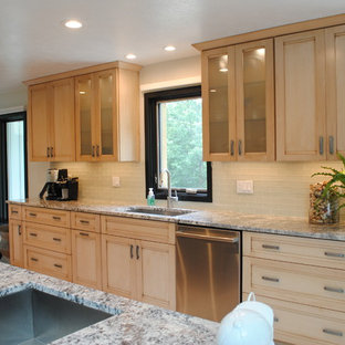 Lodi Area Kitchen with Asian Inspiration