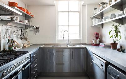 Design the Perfect U-Shaped Kitchen