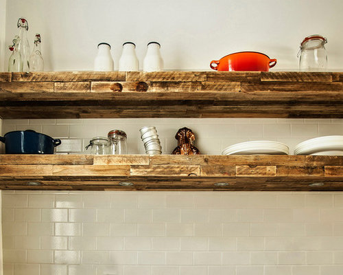 Recycled Shelving Ideas, Pictures, Remodel and Decor