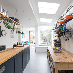 Loft conversion and extension East London