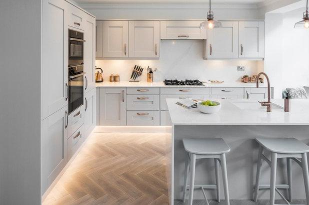 Contemporary Kitchen by Britbuild Direct