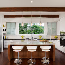 Contemporary Kitchen by JEIDesign