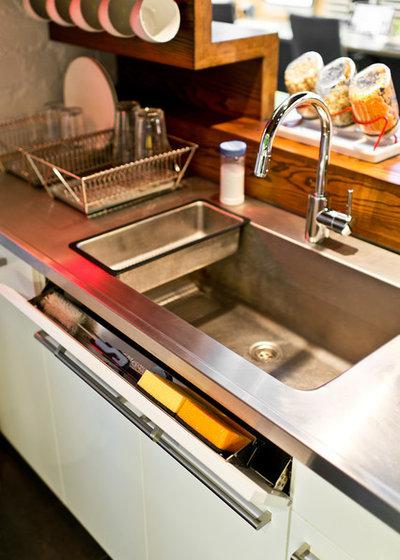 Eclectic Kitchen by Dalius & Greta Design