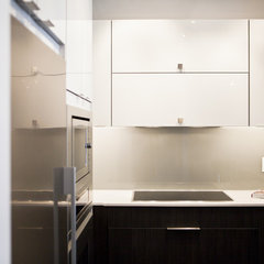 contemporary kitchen by BiglarKinyan Design Partnership Inc.