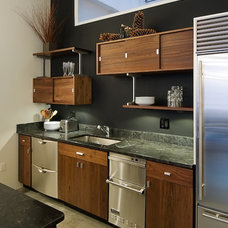 Modern Kitchen by Infusion Furniture