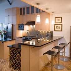 Contemporary Kitchen by Kevin Bauman