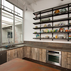 Eclectic Kitchen by Turning Stone Design