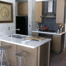 Contemporary Kitchen by Modex Limited