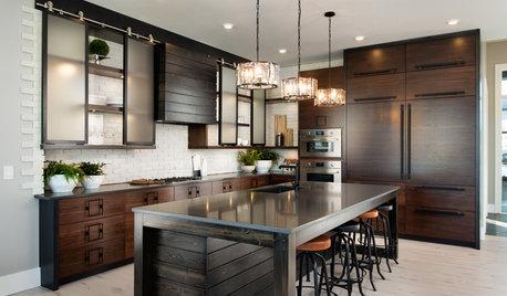 11 Fresh Designs For Kitchen Cabinets