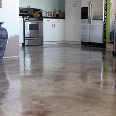 Industrial Kitchen by Floor Strength