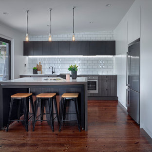 Loft Style Urban Kitchen