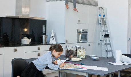 8 tips för hur man gör familjeköket mysigare och mer praktiskt
