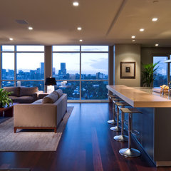 modern kitchen Loft Views