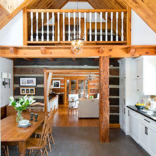 Log Cabin - Kitchen