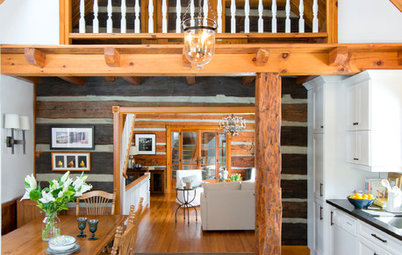 A Quirky Ontario Cabin Gets a Lighter Touch