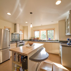 Contemporary Kitchen by Atmosphere Design Build