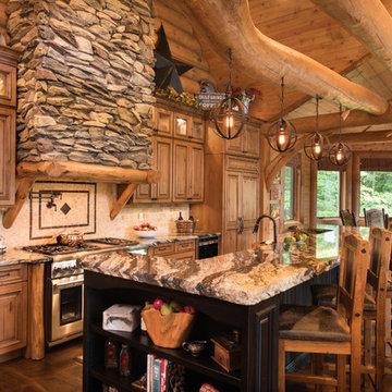 Log Homes Showcase