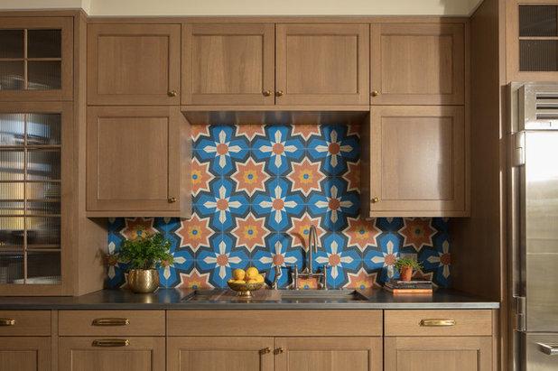 Traditional Kitchen by steve + filip design