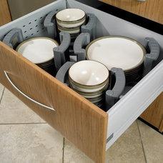 Contemporary Kitchen by Signature Kitchen & Bath Design