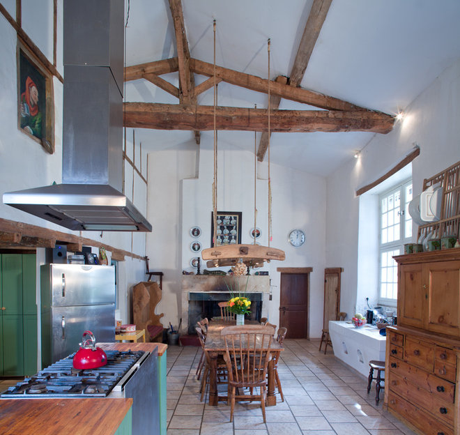 Rustic Kitchen by Joel Antunes photography