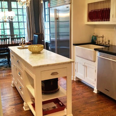 Traditional Kitchen by Case Design and Remodeling