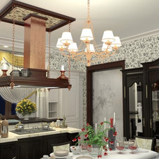 Traditional Kitchen by Lompier Interior Group