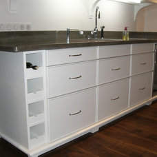 Contemporary Kitchen by Lompier Interior Group
