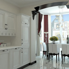 Kitchen by Lompier Interior Group