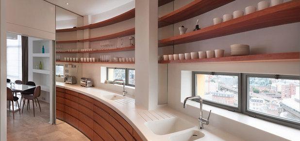 Contemporáneo Cocina by Mint Architecture