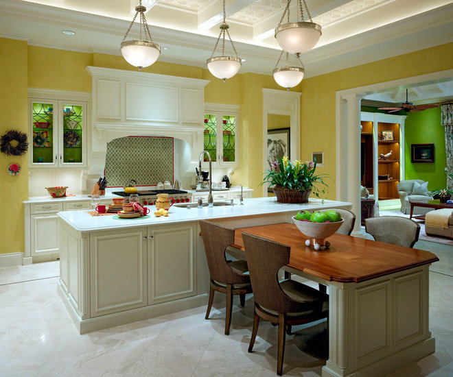 Traditional Kitchen by London Bay Homes