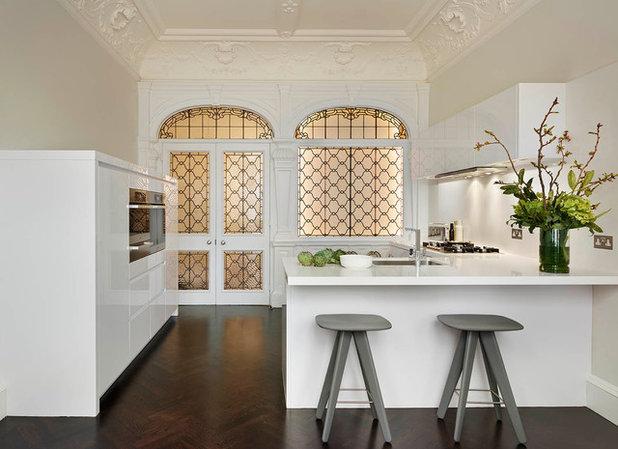 Contemporary Kitchen by Elan Kitchens