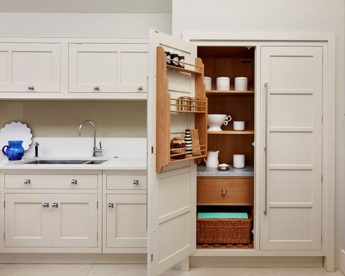 Pantry Cupboard Design Ideas & Remodel Pictures | Houzz