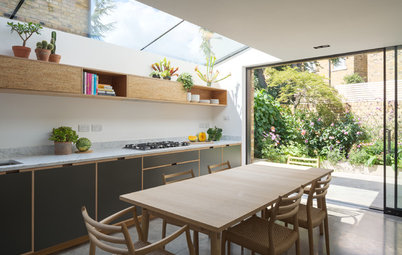 Kitchen Tour: A Beautifully Crafted Space Connected to the Garden