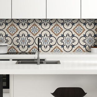 London Graphic Tile Installations