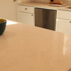 Contemporary Kitchen by Granite Works Countertops