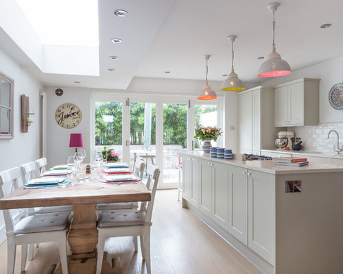 Shaker-Style Kitchens Home Design Ideas, Pictures, Remodel ...
