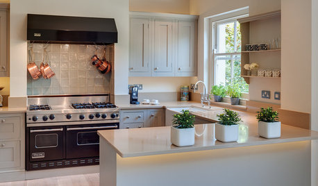 How to Design the Perfect U-Shaped Kitchen