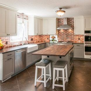 Londonderry Modern Farmhouse Kitchen 1