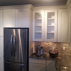 Traditional Kitchen by Kreative Kitchens & Baths