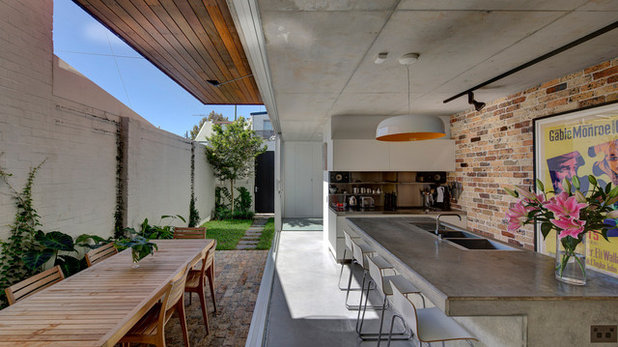 Contemporary Kitchen by Scale Architecture