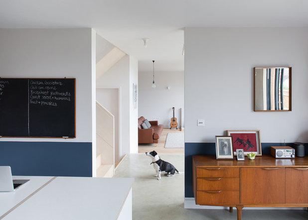 Scandinavian Kitchen by Mailen Design