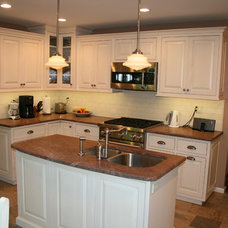 Farmhouse Kitchen by Kitchen & Bath Mart