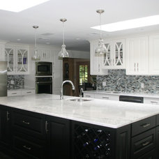Traditional Kitchen by Coterie Interiors