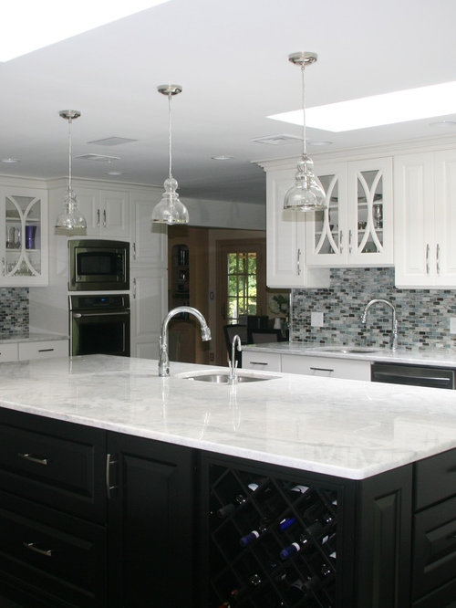 28 new home designs latest kitchen caesarstone for Latest kitchen design ideas