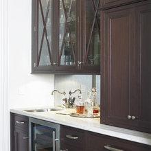 closet in kitchen