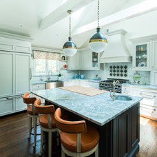 Traditional Kitchen by Katharine Jessica Interior Design, LLC