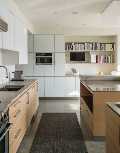 New this week modern kitchens that deliver on details