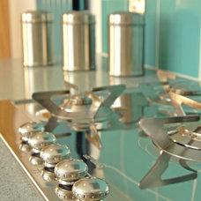 Modern Kitchen by Celia James